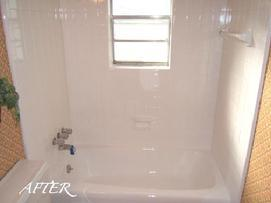 Bathtub And Tile Refinishing